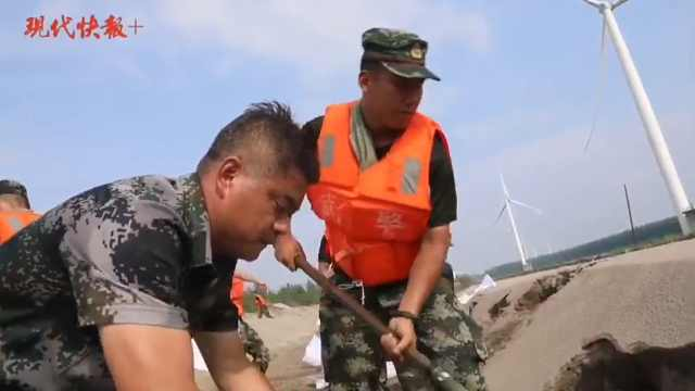 时隔22年,徐州退伍老兵再请战:去九江抗洪抢险