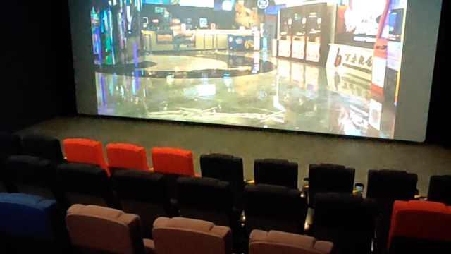 兰州影院复工首场电影仅2观众,工作人员:盼了半
