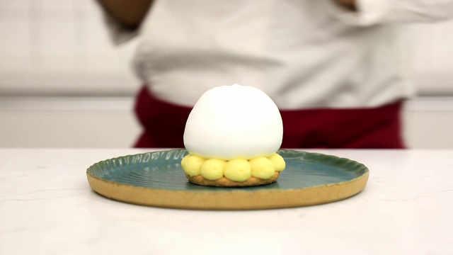 柠檬罗勒泡沫塔:积累对物料和器具的认知