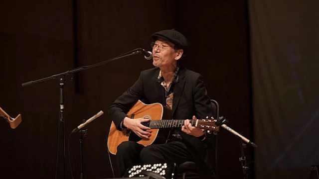 深夜食堂主题曲演唱者铃木常吉去世,再听一遍他给亡友的歌