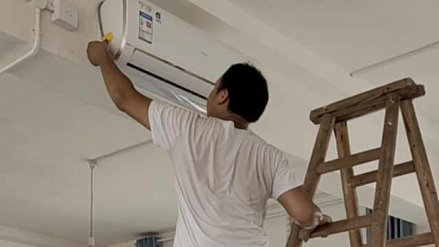 湖南长沙县投入1800万为29所初中装空调:给学生营造良好环境