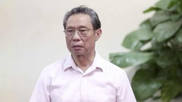 钟南山:香港已出现社区感染,建议香港开展全民核酸筛查