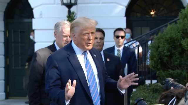 特朗普回应撤离1.2万驻德美军:德国欠债不还,美国不当傻瓜
