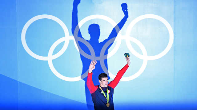 菲尔普斯制作纪录片抨击美国奥委会:拿我们当流