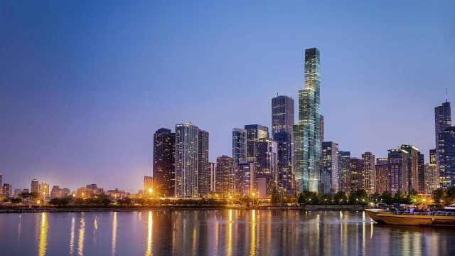 万达清空海外地产:2.7亿美元出售芝加哥新地标