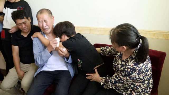 姐妹打工途中被拐,27年后终团聚八旬父亲老泪纵横