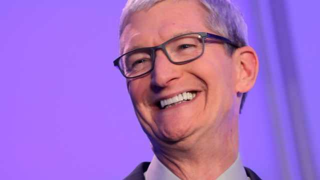 库克对iPhone表现非常满意:iPhone11是中国销量最好