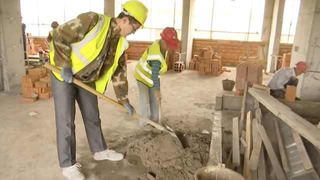 学霸691分考入清华暑期到工地搬砖打工,老板每天多给50元鼓励