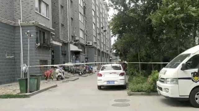 济南一小区发生命案,男子疑将妻子杀害后自杀未遂