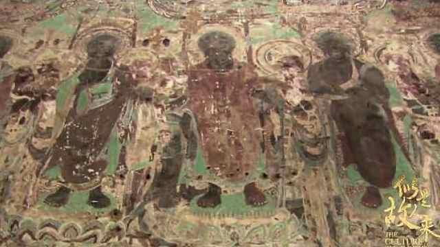 敦煌壁画西方净土变原来是这样被保存下来的