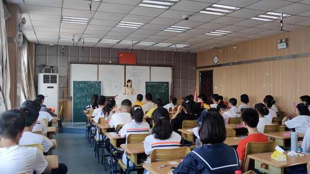 4名同班同学中考同考734.5分,老师:从教30多年首