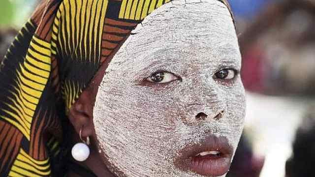 莫桑比克天然面膜