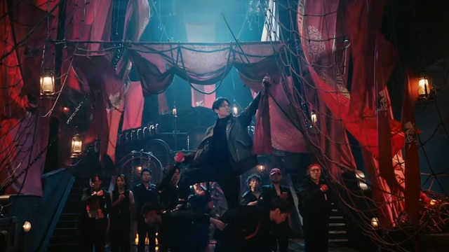 钟汉良《这!就是街舞第三季》队长舞蹈秀,破浪登场