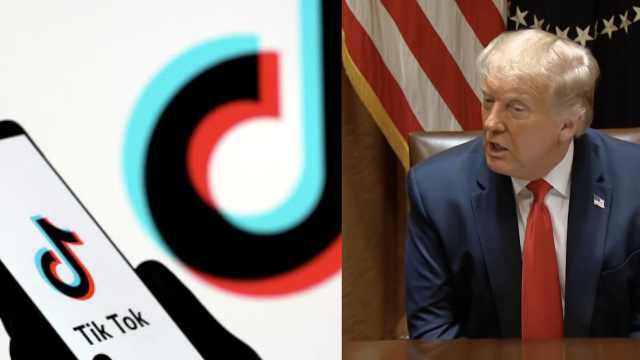 特朗普签行政令:TikTok45天内不出售就将其封禁