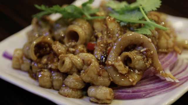中西结合解暑秘方:凉拌鲨鱼肠,特爽脆
