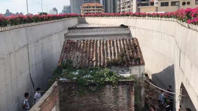 """专家解读广州""""桥中房"""":影响公共利益,但体现城市温情"""