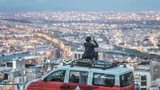 三小伙跨越48000公里,途经34国,从上海开车到好