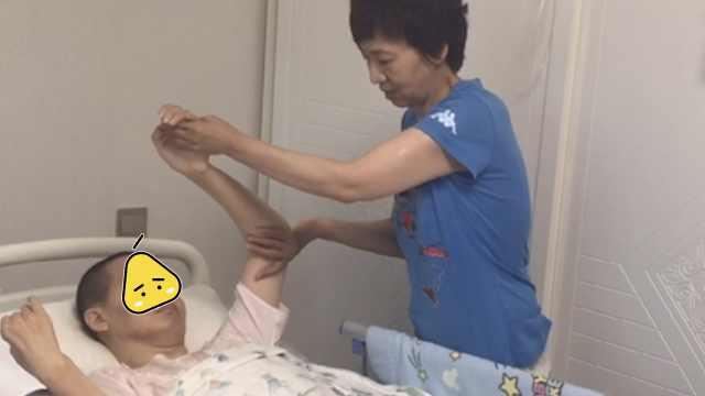 女儿家中头部摔伤瘫痪两年,父亲怀疑曾遭家暴