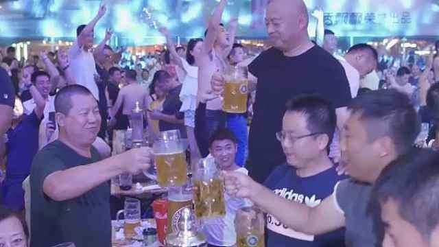 这么热闹的啤酒节,错过就要再等一年了