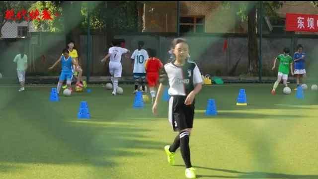 人人有足球,这所乡村小学12年坚持换来一个冠军