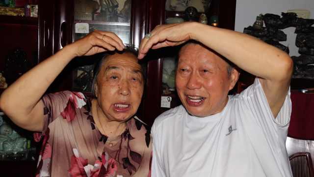 86岁大爷写28万字记录与老伴的一生,老伴:我比仙女还幸福