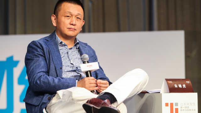 朱啸虎:现在都是投资人跪舔创业者,毛利1亿不赚钱是耍流氓