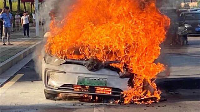 8月电动车自燃大盘点 都是天热惹的祸?