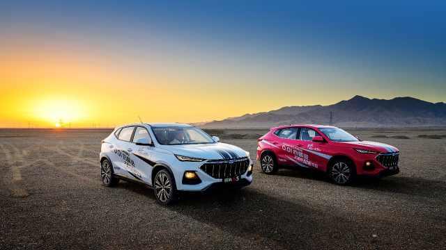 未上市新车被带上4000米高原,长安欧尚X5体验魔