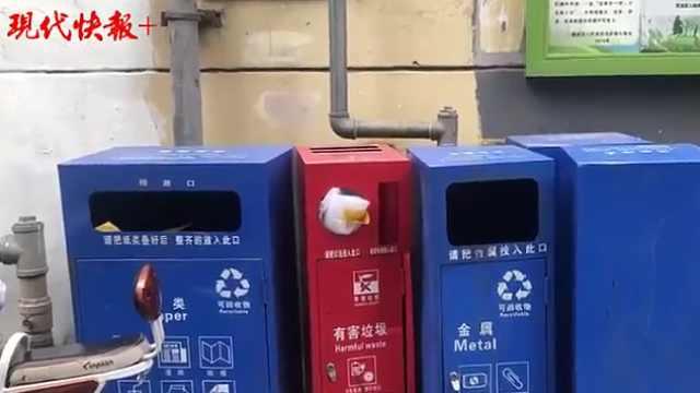 """南京垃圾分类倒计时,""""选址难""""怎么破?这些小区有范本"""