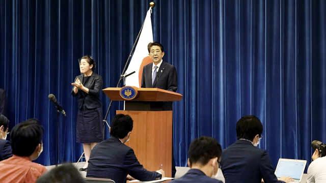 安倍辞职后,日本政府首度回应奥运问题:继续推进筹办工作