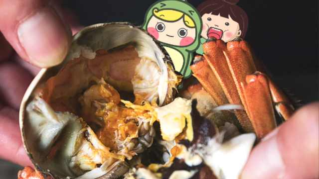 上海人为什么痴迷大闸蟹?