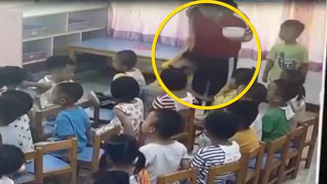 家长投诉孩子遭老师拉拽受伤,幼儿园回应:还在调解中