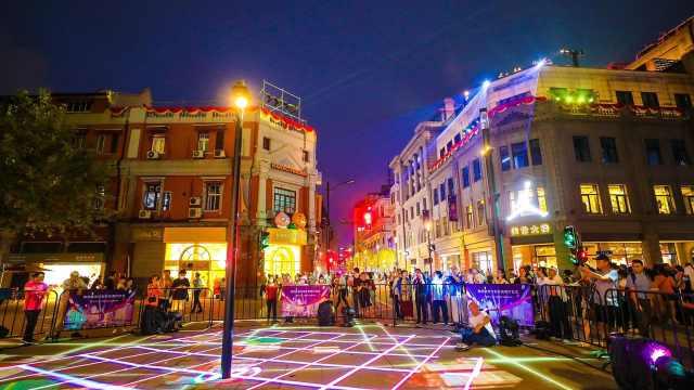 南京路步行街东段开拓:重新点亮138年前的上海第一灯