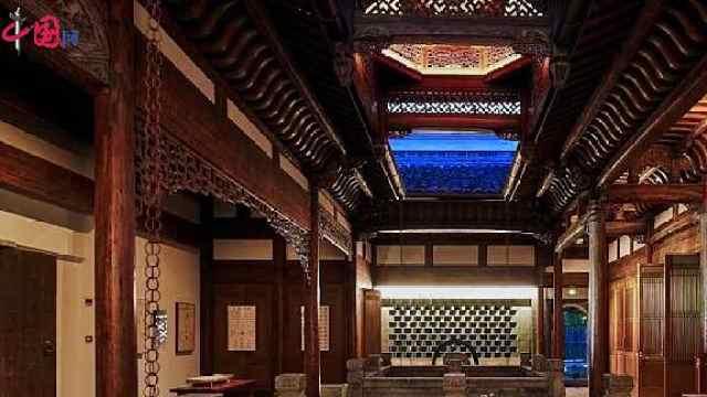 中国人的建筑特点原来和阴阳五行密切相关