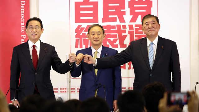 直播:日本自民党总裁选举进行中,胜者将成日本新首相