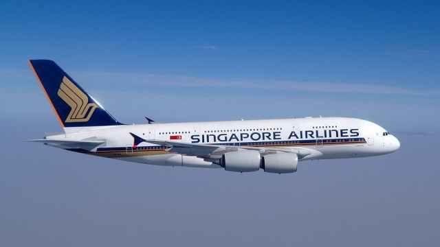 新加坡航空推出无目的地航班,樟宜机场起飞三小时后再降落