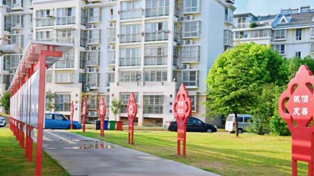 文明创建,走进清浦街道新新家园