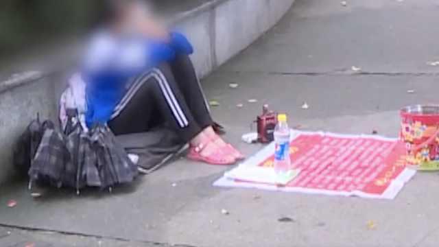 11岁女孩被父要求乞讨:无户口也未读书,救助管理站报警