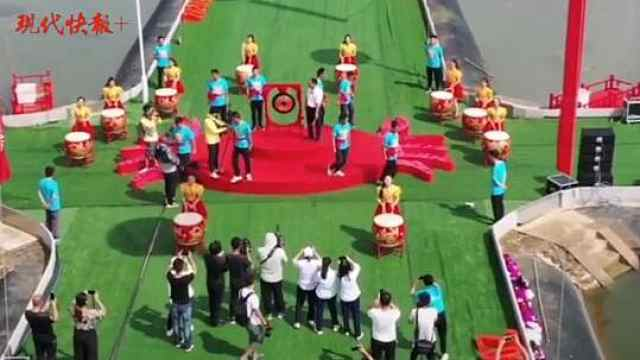 第二十届中国·高淳固城湖螃蟹节启幕,1.7万吨螃蟹将上市