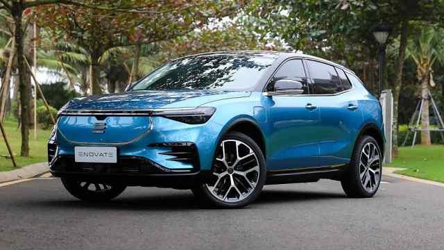 售价21.88万元起,怎么看天际首款量产车ME7?