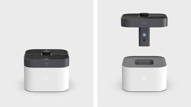 亚马逊发布会飞的安防摄像头:在家里飞行,提供多视角监控