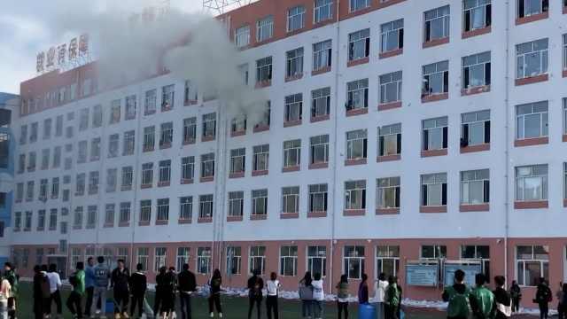 辽宁阜新两民办学校疑似倒闭,当地已将师生紧急安置