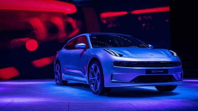 未来座驾来袭,领克ZERO concept首发亮相