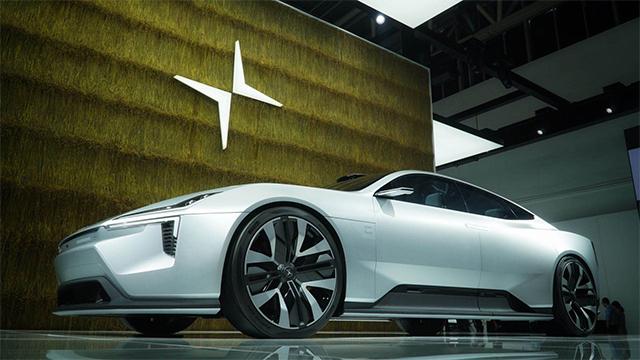见极星,见未来,Precept概念车全球首发