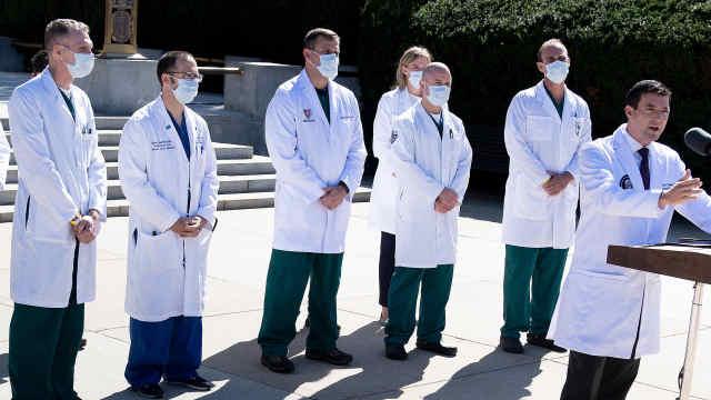好转与否?是否吸氧?何时确诊?特朗普医疗团队释放矛盾信息
