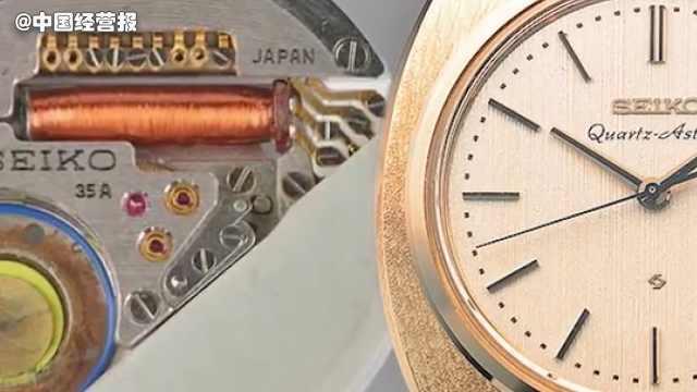 400年历史败给数码产品?瑞士钟表全球出货量不及Apple Watch
