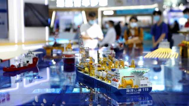 2020中国海洋经济博览会在深圳开幕,科技赋能中国海洋第一展