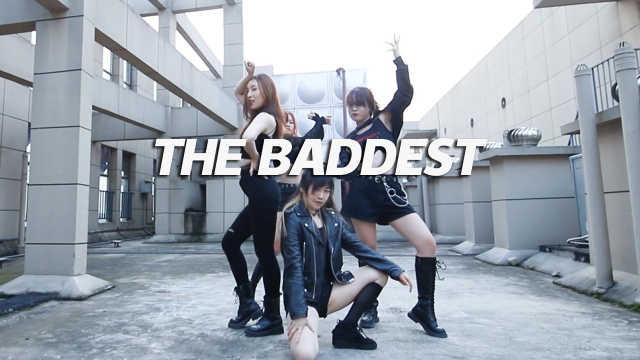猫季翻跳 K/DA女团《THE BADDEST》,帅气预警