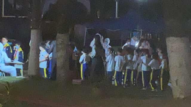 广州花都发现1名无症状感染者,附近学校连夜做核酸检测