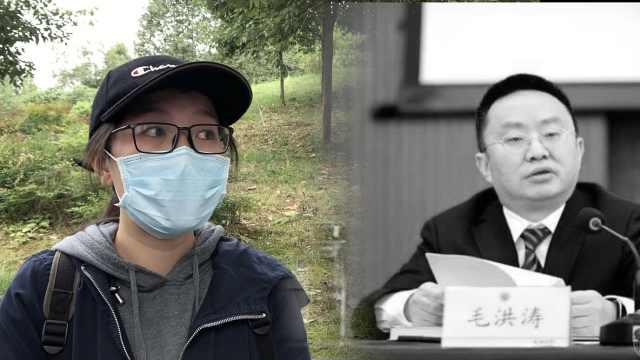 学生殡仪馆哽咽忆毛洪涛:曾助贫困生买西装答辩,人肉背书回国
